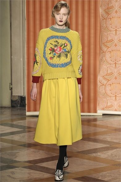 Antonio Marras Fall Winter 2013-14 _ Pull is Cool