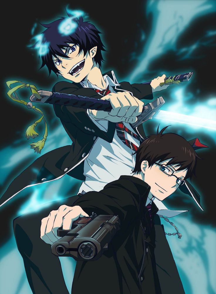 Ao no Exorcist Review: The Life of a Demon Exorcist | Anime Anemoscope