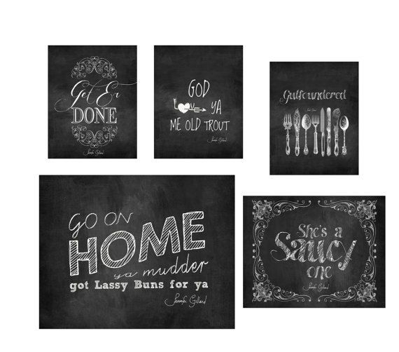 newfoundland kitchen party chalk by dreamsandnotions on
