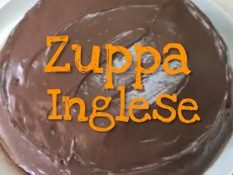 TORTA ZUPPA INGLESE ALLA MARCHIGIANA FATTA IN CASA DA BENEDETTA