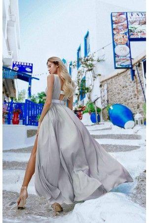 9baded27dc Długie sukienki koronkowe na wesele