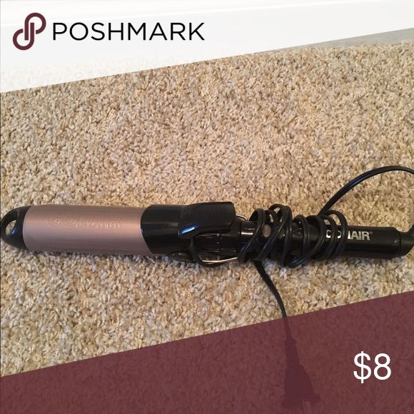 Conair curling iron Big barrel curling iron conair Other