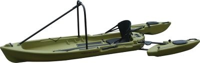 1000 ideas about kayak rack for truck on pinterest for Fishing kayak for big guys