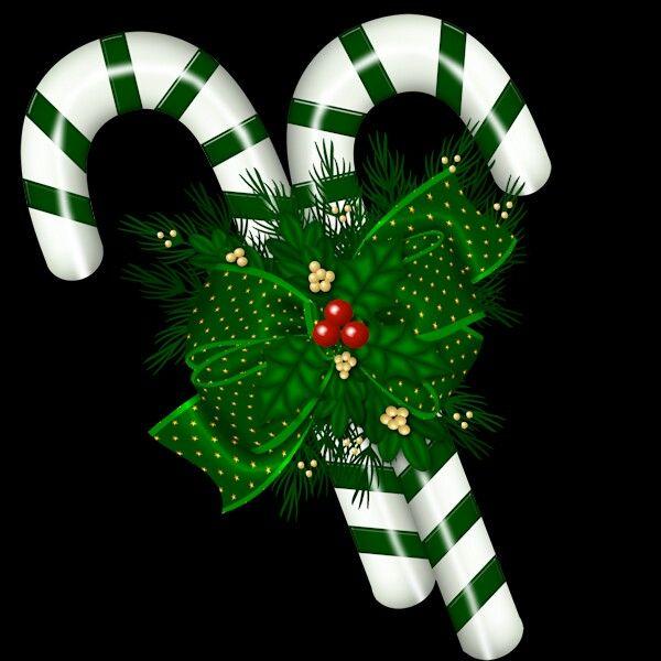 Mejores 9 imágenes de bastones navideños en Pinterest | Baston ...