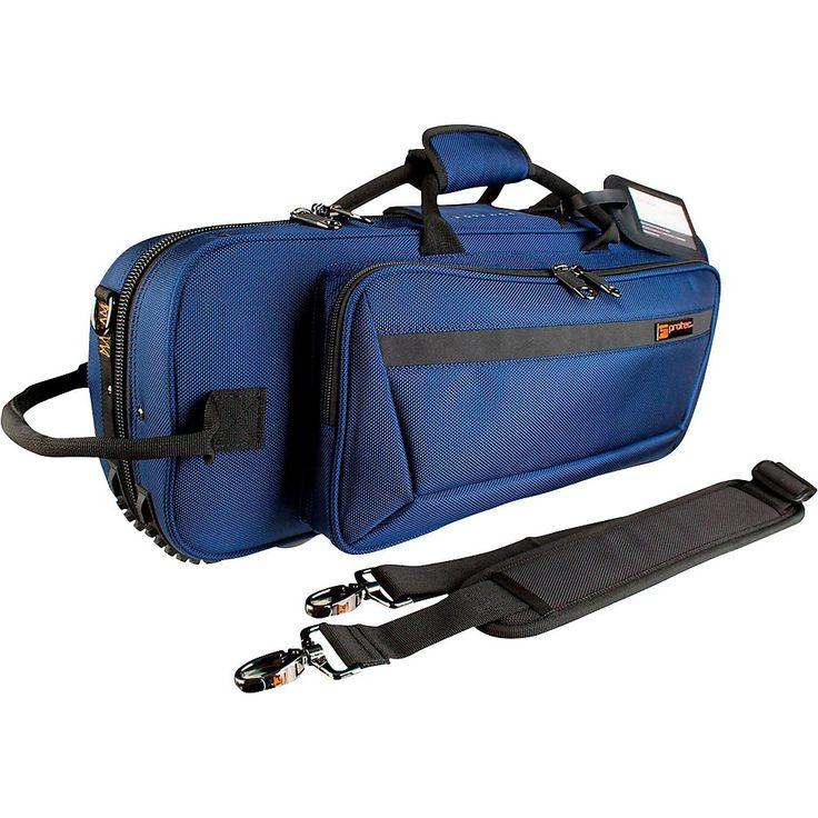 Protec Contoured PRO PAC Trumpet Case Blue