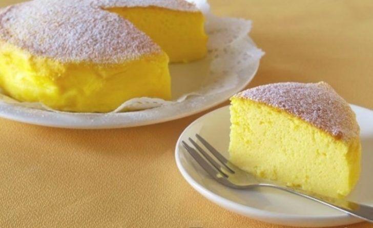 Kolay Cheesecake Sufle (230 kalori)