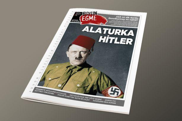 Boyun Eğme'de bu hafta 'Alaturka Hitler' var…