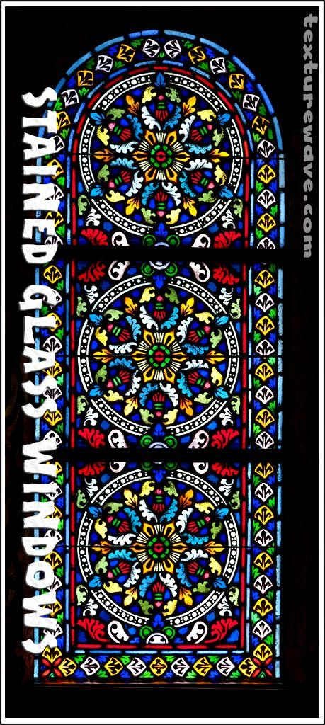 25 new stained glass windows textures texturewave.com