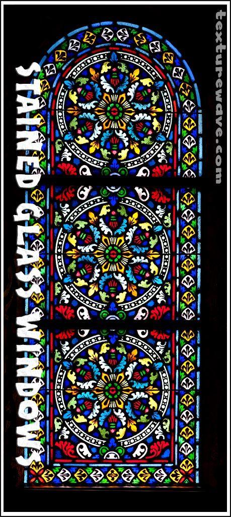 25 new stained glass windows textures texturewave.com