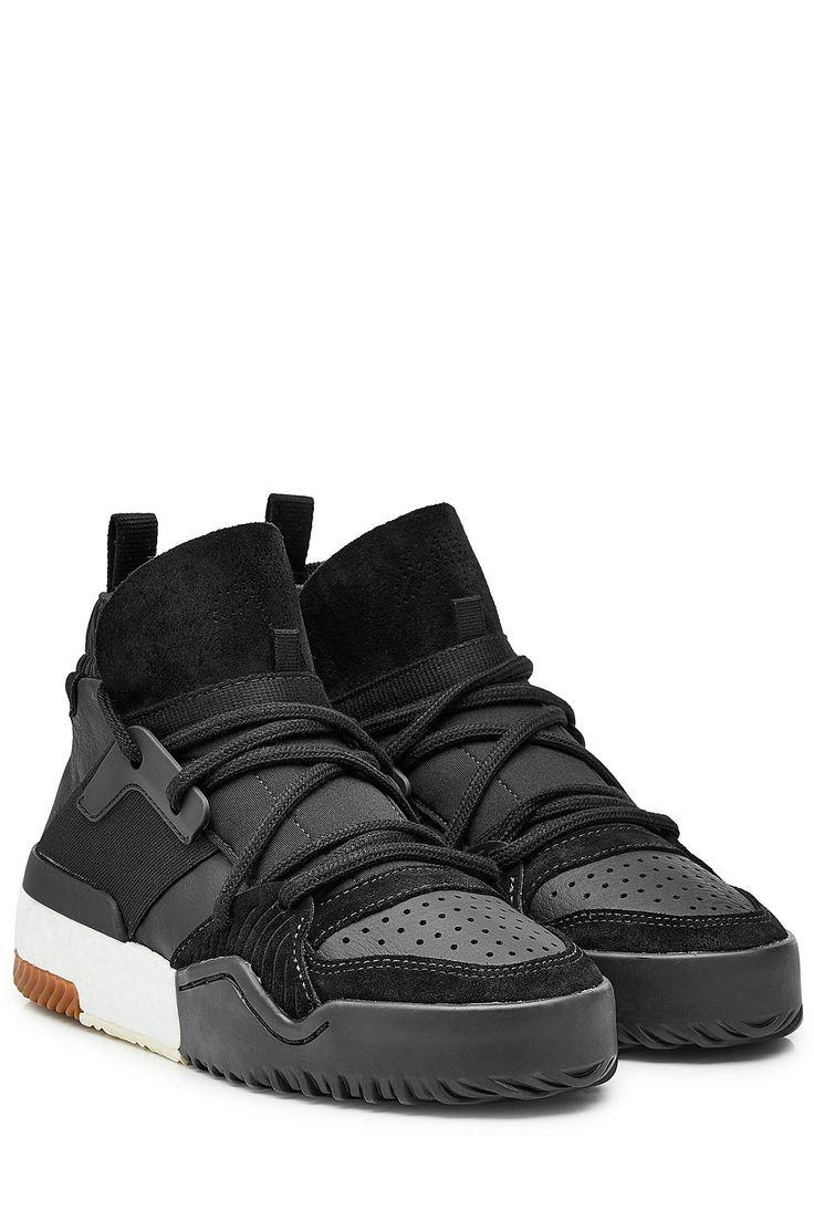 Маратонки с велурени - Adidas Originals на Александър Уанг | ЖЕНИ | GB  STYLEBOP.COM