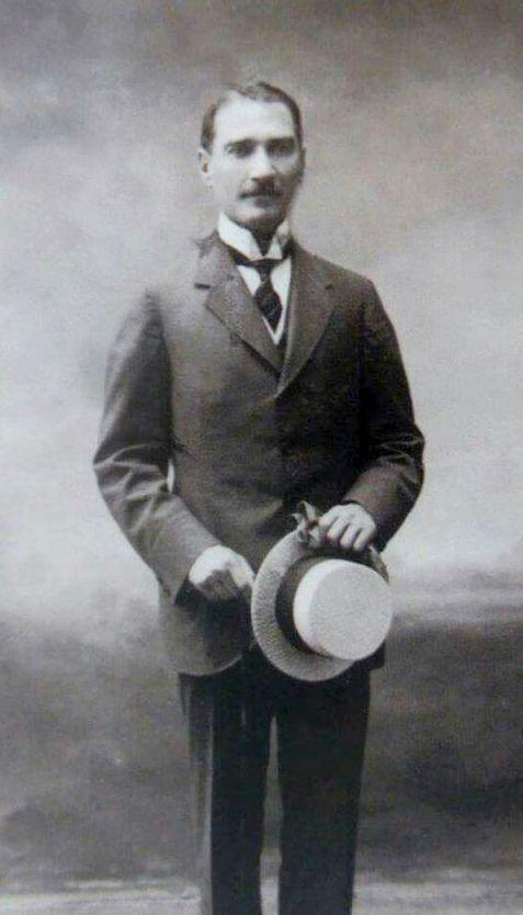 M. Kemal Atatürk (Erdinç Bakla archive)