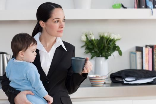 4 things every working mother needs to know before going back to work | Robert Half Work Life
