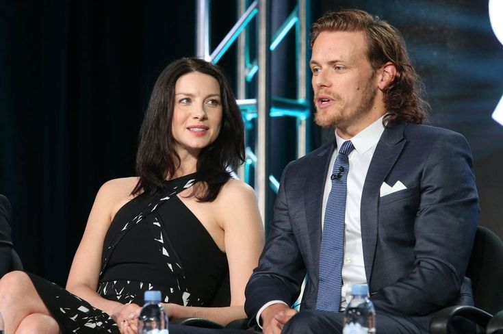Outlander Stars Sam Heughan and Caitriona Balfe's Cutest Moments - Are Sam Heughan and Caitriona Balfe Dating