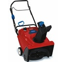 "Toro Power Clear 621QZE (21"") 163cc 4-Cycle Single Stage Snow Blower w/ Electric Start, Zip & Quick Shoot"