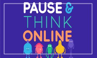 Pause-Think-Online (Digital citizenship video).   This could be used to get the message of proper technology across to younger students.