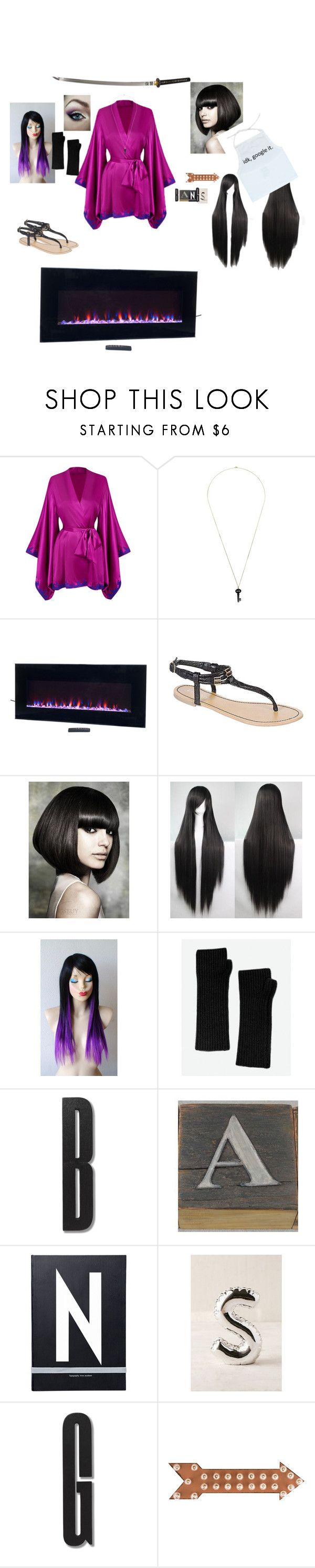 """""""Katana random"""" by secretz-007 ❤ liked on Polyvore featuring Agent Provocateur, Kristin Hanson, TradeMark, Liliana, Exclusive for Intermix, Design Letters, Sixtrees and Dot & Bo"""
