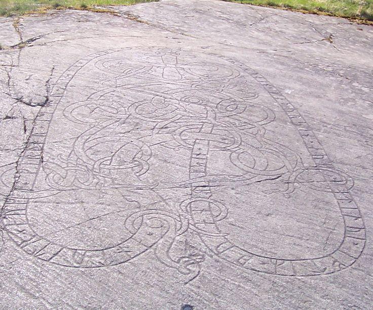U80 Sundby, Spånga, Uppland, Sweden. http://sv.wikipedia.org/wiki/Upplands_runinskrifter_80