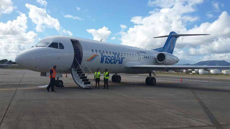 Aerolínea Insel Air Aruba entra en bancarrota y deja de operar