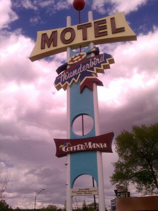 Thunderbird Motel, Show Low, AZ