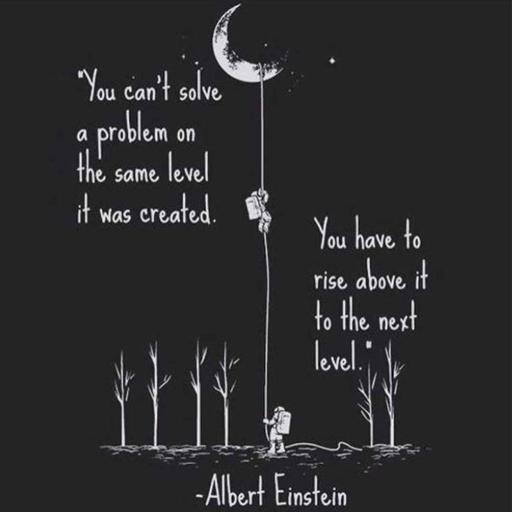 Alber Einstein #rise #problem