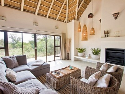 Northern South Africa Villa Rental Luxury In Own Nature Reserve Near Krugerpark