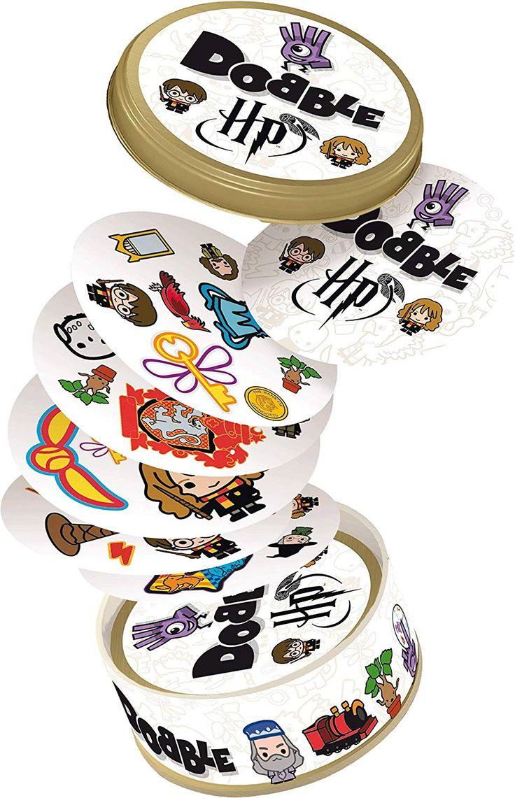 Asmodee Harry Potter Dobble Card Game Amazon.co.uk Toys