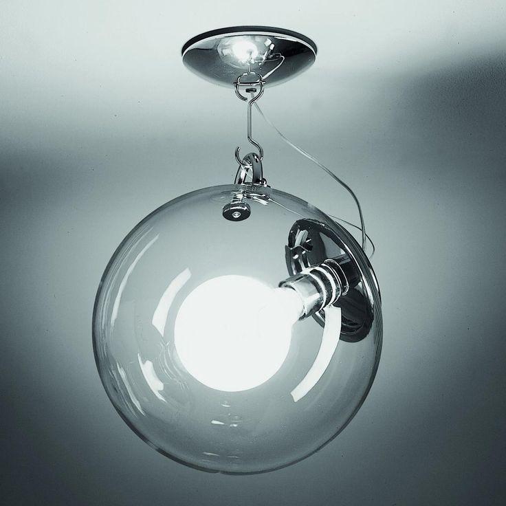 Ernesto Gismondi, lampada Miconos - Artemide 2000 #light #design