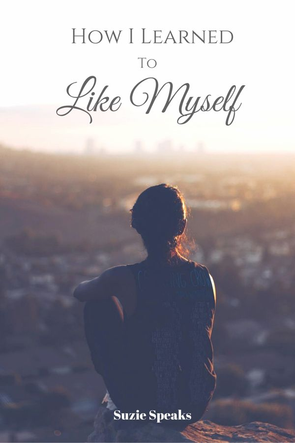How I changed my negative attitude towards myself...