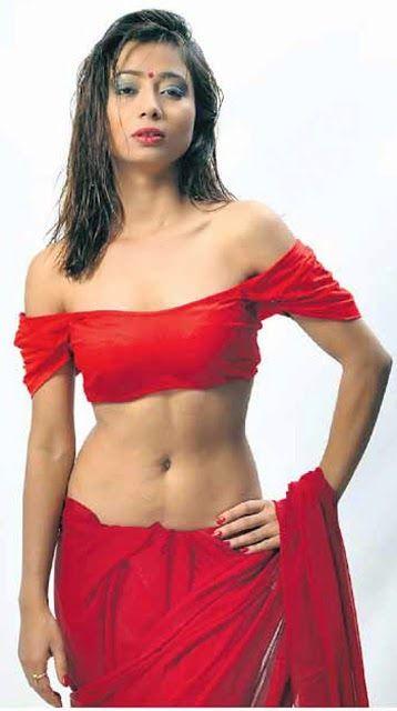 Nepali model actress
