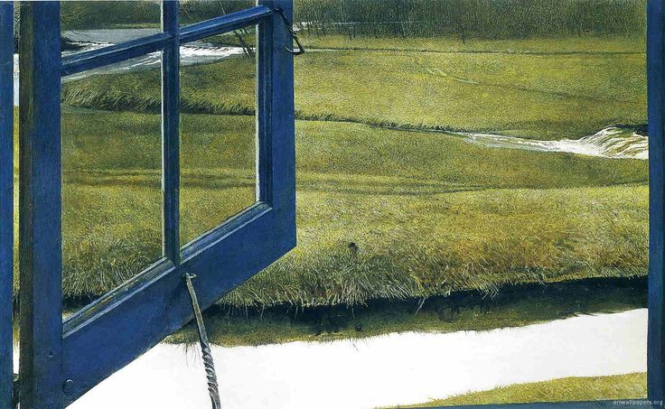 Andre Wyeth-Love in the Afternoon, 1992