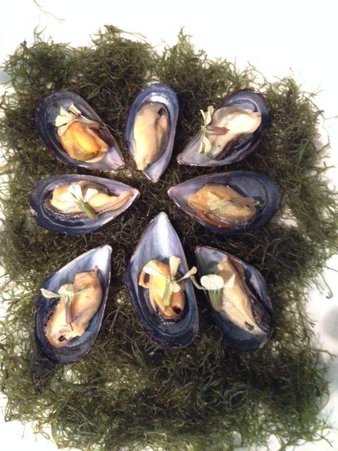 Mussels | Jonathan Proville Dinner - Il Corvo