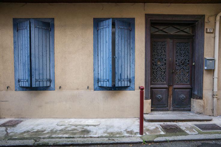 https://flic.kr/p/QgQeLH | Sorèze, portes et portails (81)