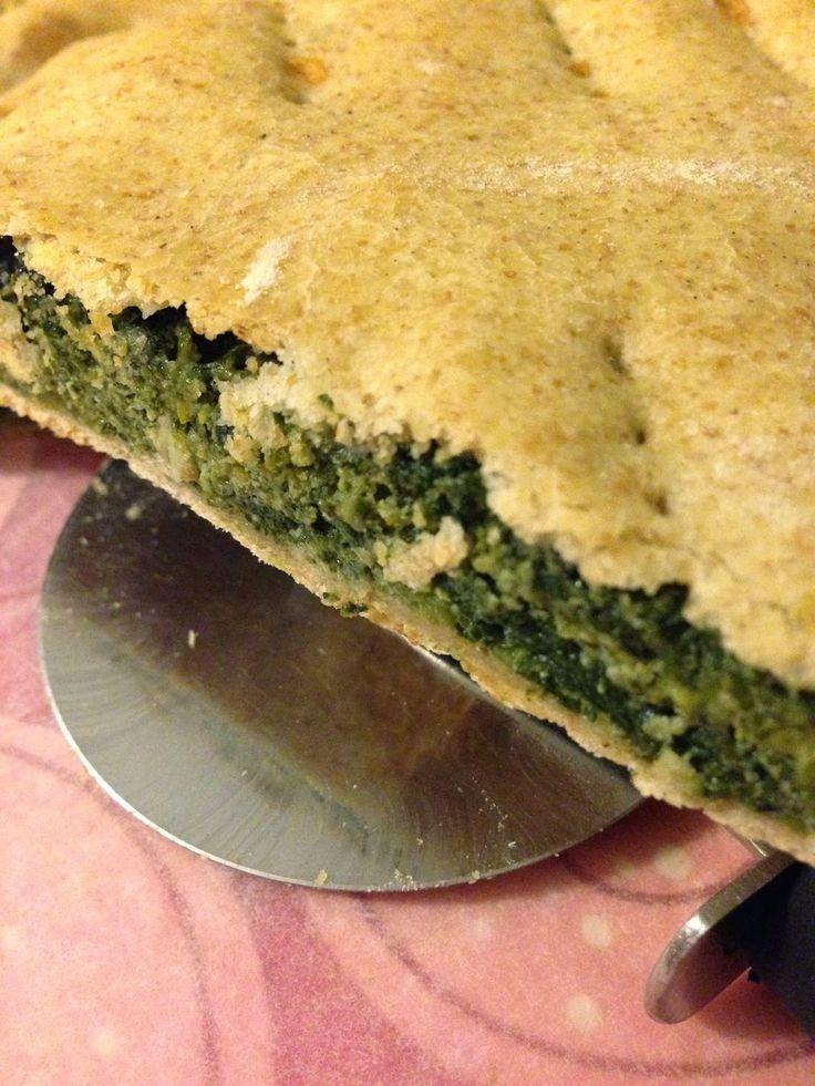 La Zucca Golosa: L'insostenibile leggerezza... dell'erbazzone #tortesalate #leggerezza #verdure
