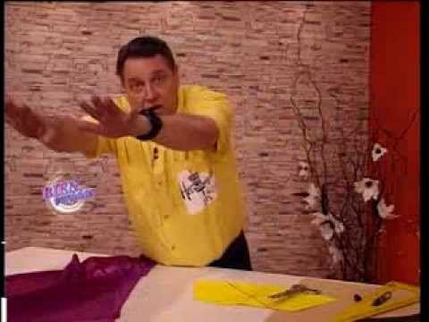 Hermenegildo Zampar - Bienvenidas TV - Explica Corte al Bies