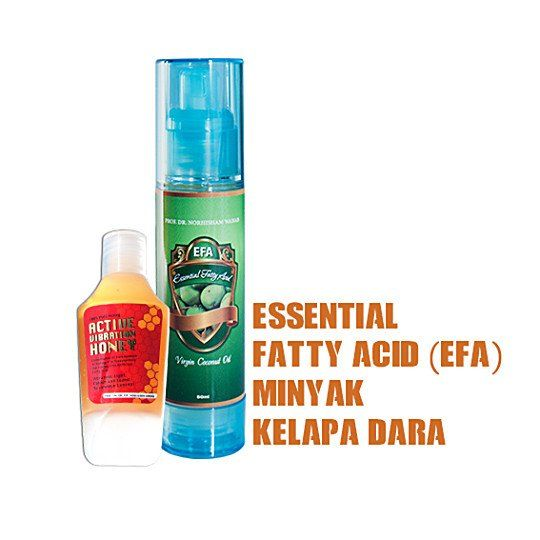 ESSENTIAL FATTY ACID (EFA) MINYAK KELAPA DARA