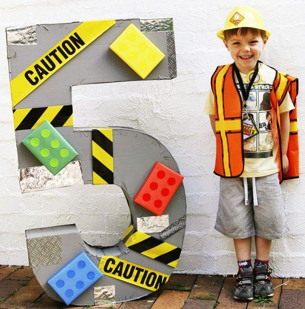 AMAZING Lego Construction Party