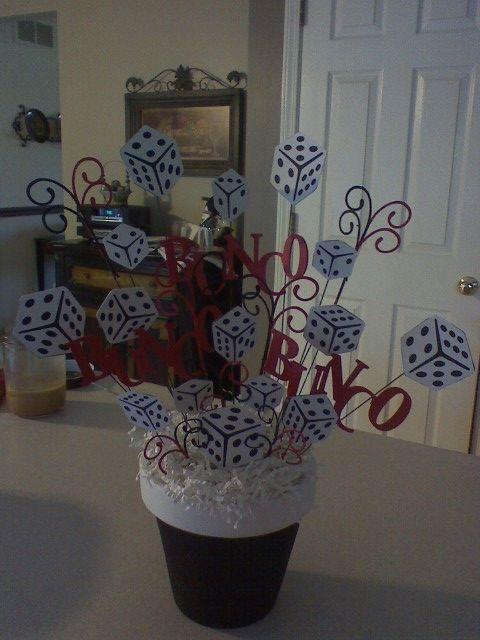 Bunco Bouquet