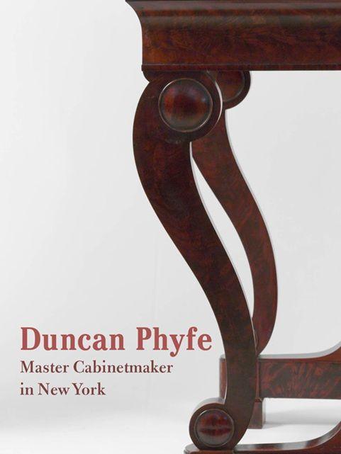 MET: Duncan Phyfe, Master Cabinetmaker