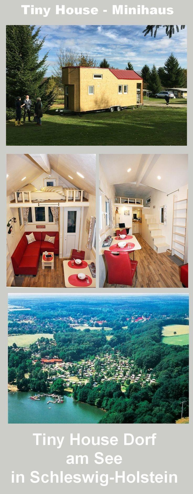 tiny house minihaus am see im herzen von schleswig holstein im tiny house dorf zu verkaufen. Black Bedroom Furniture Sets. Home Design Ideas