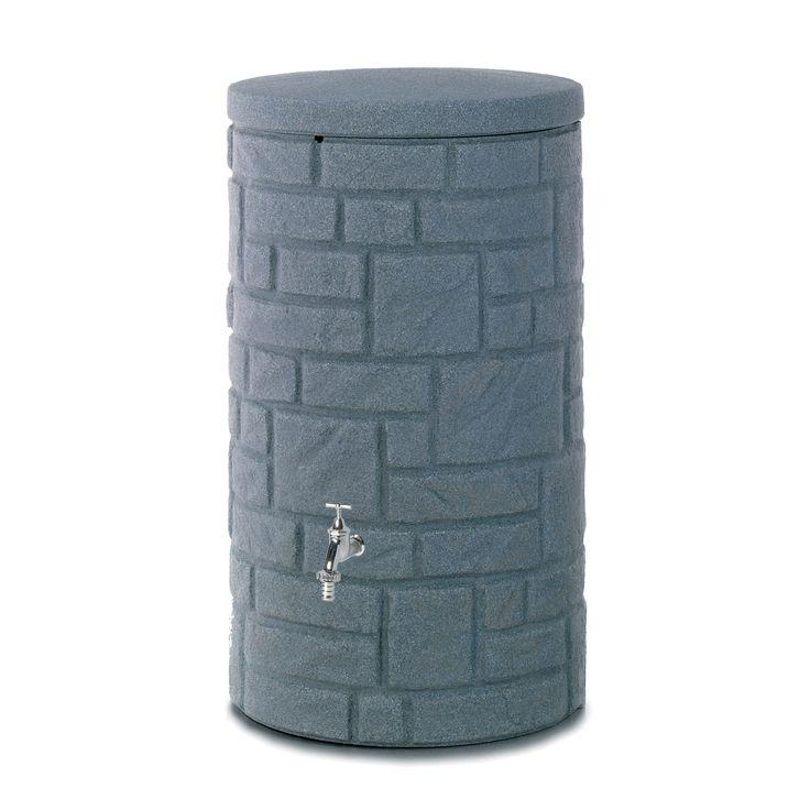 Regentonne Arcado 230 L black granit – Bild 2