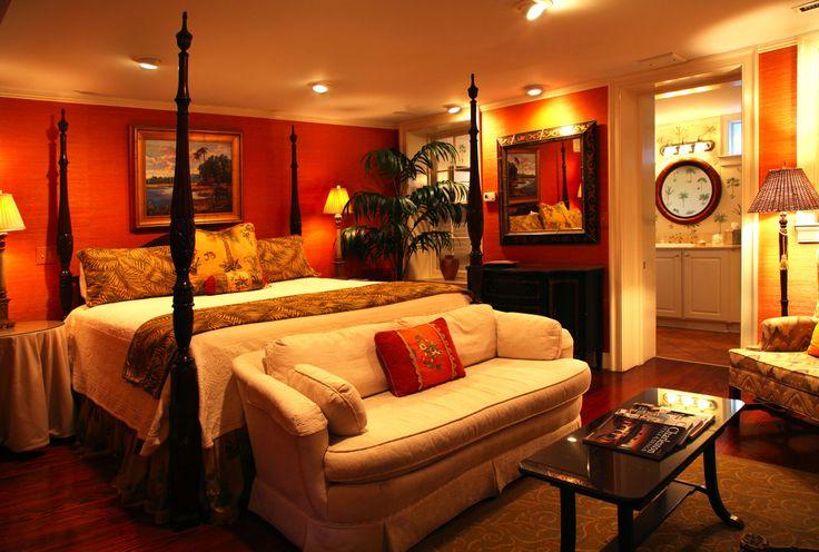 25 best ideas about orange bedroom decor on pinterest for Bedroom designs orange and brown