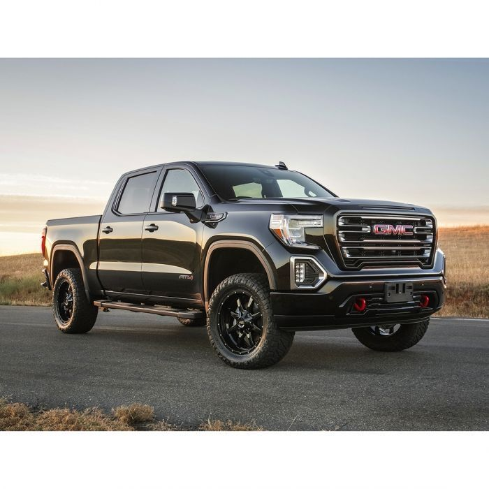 Gmc Sierra At4 Leveling Kit This Gmc Sierra At4 Leveling Kit Photos Was Upload On September 29 2019 By Admin Here Latest In 2020 Gmc Sierra Gmc Lifted Ford Trucks