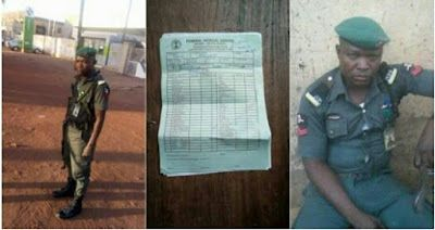 Nigerian Policeman Abducts rpes 14-yr-old Girl For 6 Days Till He Ruptured Her vina In Anambra State.