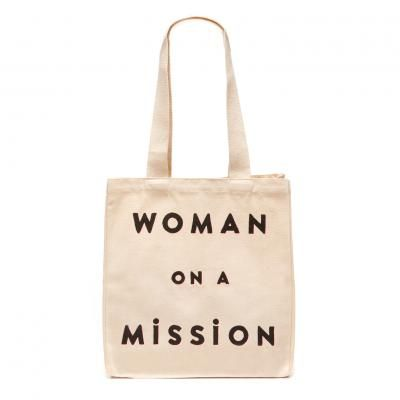 Women on a Mission Tote   Hunger is a solvable problem, and every time you buy a FEED product, you are participating in the solution. You are investing in better futures for children and families around the world.