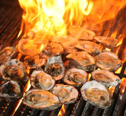 Grilled Oysters New Orleans Style - Mr. Slambeaux's Recipe