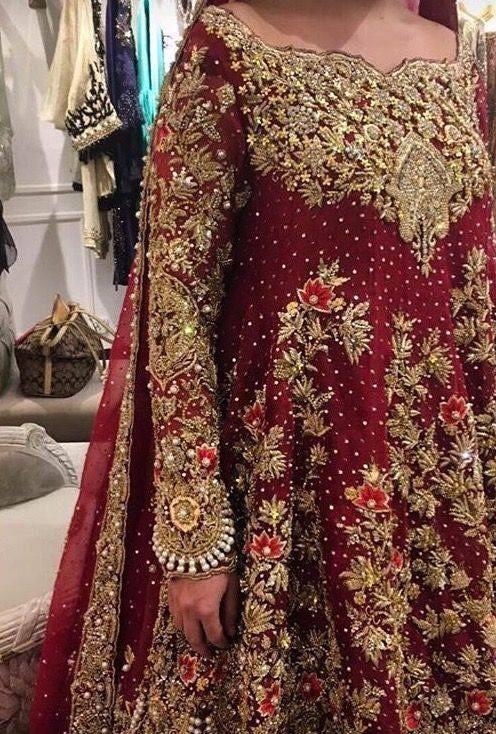 5d969f8e2 Wedding bridal dress pearls dabka and threads Model  B 116 in 2019 ...