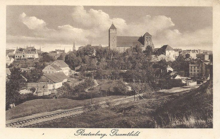 Rastenburg. 1917.