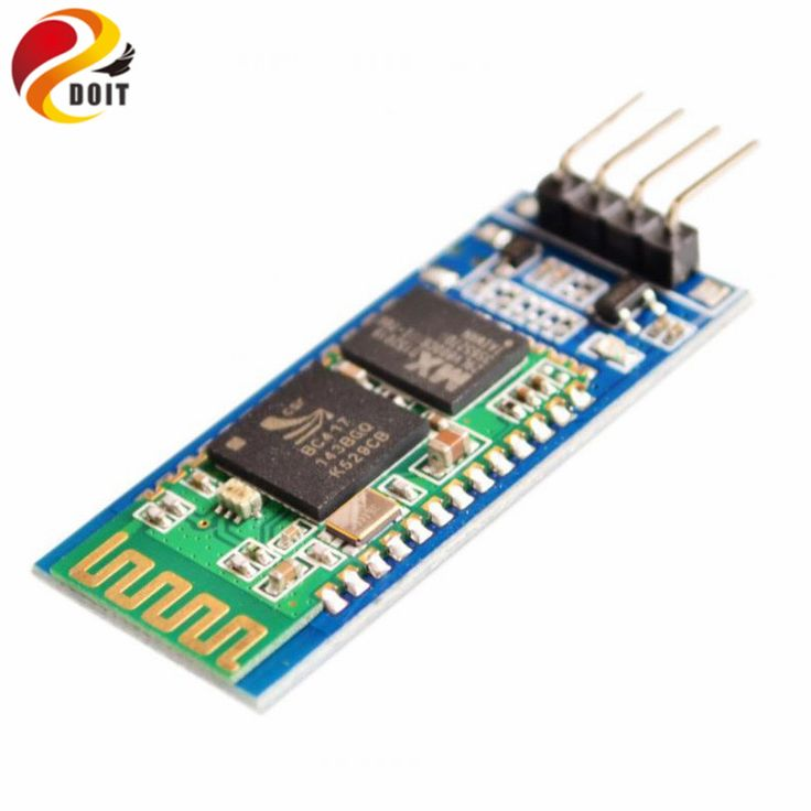 >> Click to Buy << Official DOIT HC06 HC-06 Wireless Serial 4 Pin Bluetooth RF Transceiver Module RS232 TTL for Arduino Bluetooth Module #Affiliate