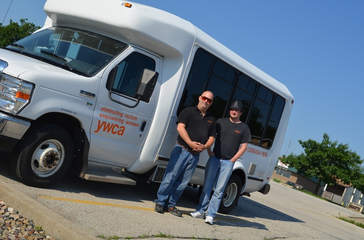 YWCA had some great compliments about our Medivan drivers this week! Keep up the great work Josh & Mike!