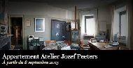 Antwerpen, Atelierflat kunstenaar Jozef Peeters, individueel te bezoeken elke eerste en derde zaterdag van de maand (tickets online bestellen op http://www.kmska.be/nl/